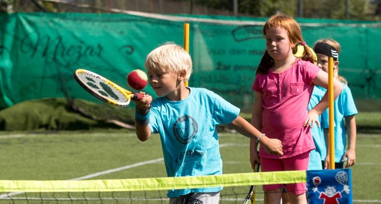 Sola tenisa za otroke